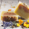 Flower Power - Lavender natural soap